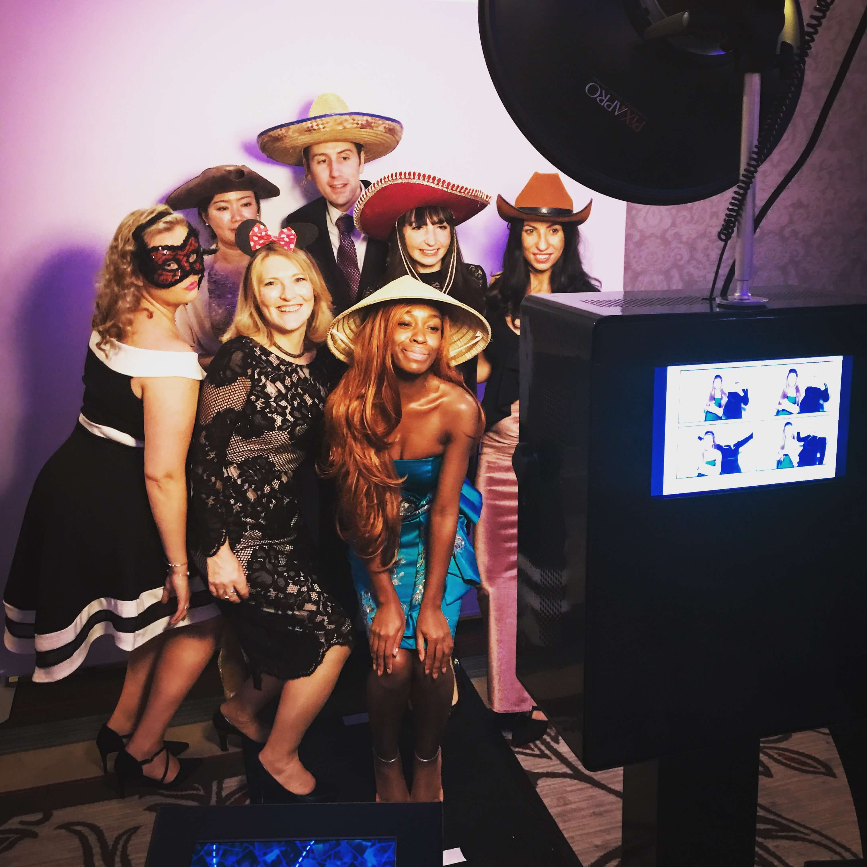 photo booth hire prices