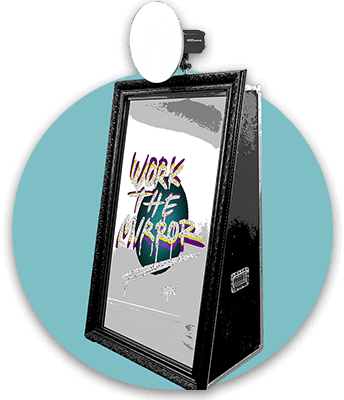 Selfie Mirror Booth