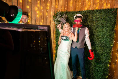 photo booth hire Sussex